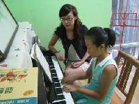 老师专业培训少儿声乐培训 自家上课